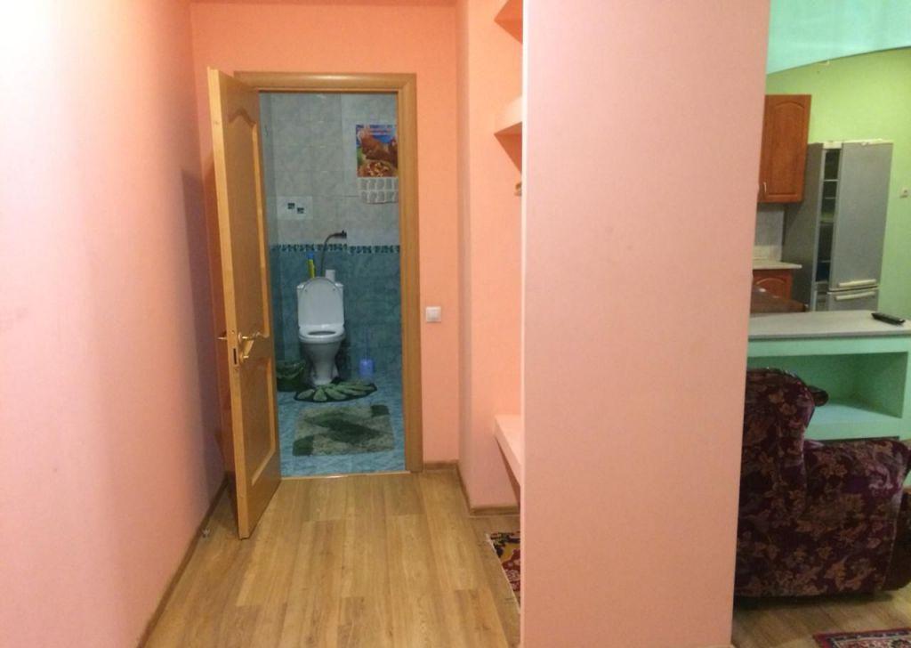 Аренда однокомнатной квартиры Клин, улица Гагарина 37/1, цена 18000 рублей, 2021 год объявление №1329935 на megabaz.ru