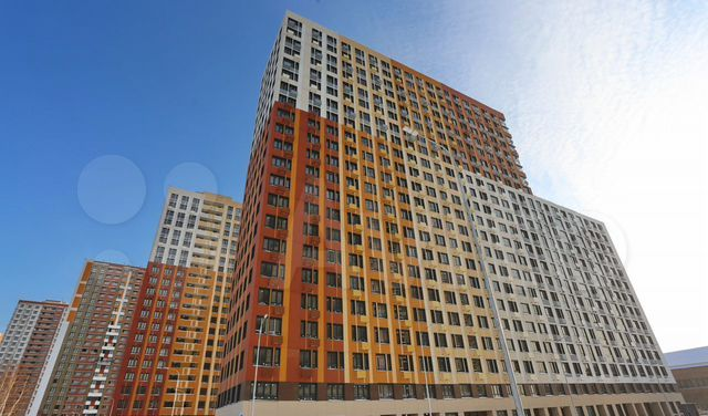 Продажа двухкомнатной квартиры рабочий поселок Новоивановское, бульвар Эйнштейна 2, цена 8300000 рублей, 2021 год объявление №595157 на megabaz.ru