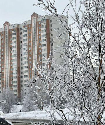 Продажа однокомнатной квартиры Москва, метро Братиславская, Поречная улица 31к1, цена 9900000 рублей, 2021 год объявление №572384 на megabaz.ru
