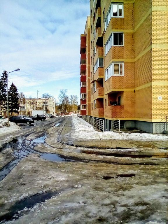 Продажа однокомнатной квартиры поселок Смирновка, цена 2700000 рублей, 2021 год объявление №592856 на megabaz.ru