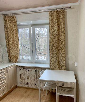 Аренда однокомнатной квартиры Электросталь, Первомайская улица 4А, цена 16500 рублей, 2021 год объявление №1330463 на megabaz.ru