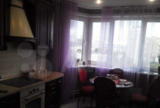Продажа двухкомнатной квартиры Москва, метро Кузьминки, Волгоградский проспект 105к2, цена 15900000 рублей, 2021 год объявление №522531 на megabaz.ru
