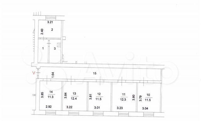 Продажа однокомнатной квартиры Москва, метро Авиамоторная, 1-я улица Энтузиастов 12А, цена 3000000 рублей, 2021 год объявление №573016 на megabaz.ru