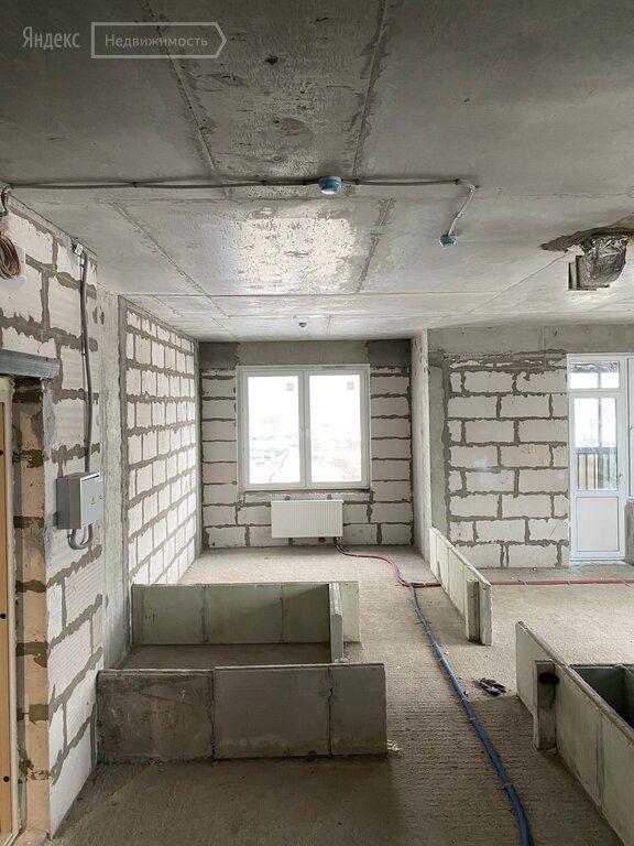 Продажа трёхкомнатной квартиры Москва, метро Лесопарковая, Варшавское шоссе 168, цена 14500000 рублей, 2021 год объявление №598451 на megabaz.ru