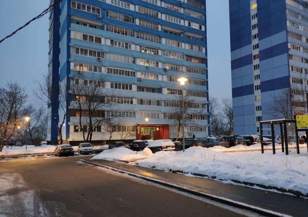 Продажа однокомнатной квартиры Москва, метро Алма-Атинская, цена 6700000 рублей, 2021 год объявление №572982 на megabaz.ru