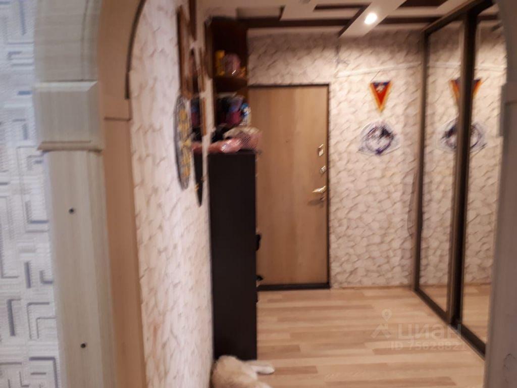 Продажа двухкомнатной квартиры Ногинск, метро Партизанская, улица Бабушкина 2, цена 4250000 рублей, 2021 год объявление №643486 на megabaz.ru
