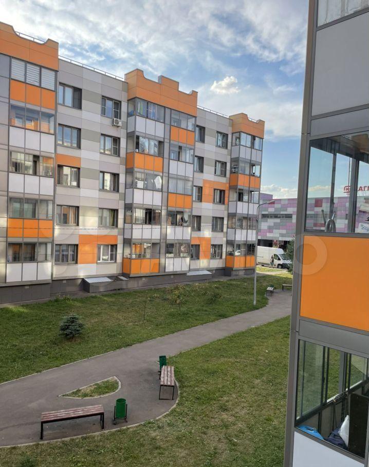 Аренда однокомнатной квартиры деревня Марусино, Заречная улица 37к3, цена 22000 рублей, 2021 год объявление №1431527 на megabaz.ru