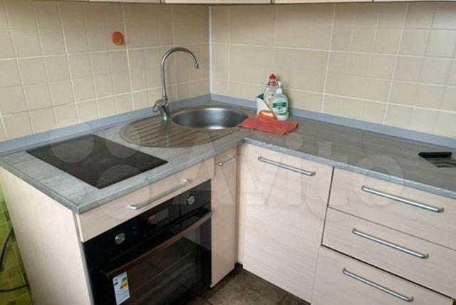Аренда однокомнатной квартиры поселок Горки-10, цена 18000 рублей, 2021 год объявление №1331156 на megabaz.ru
