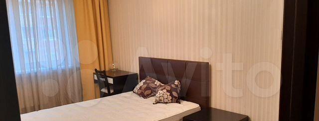 Аренда однокомнатной квартиры деревня Марусино, Заречная улица 33к9, цена 21000 рублей, 2021 год объявление №1331320 на megabaz.ru
