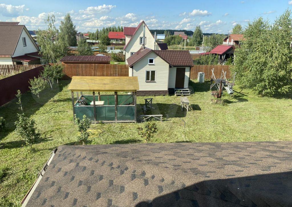 Продажа дома коттеджный посёлок Ромашково-37, Берёзовая улица 6, цена 8500000 рублей, 2021 год объявление №665161 на megabaz.ru