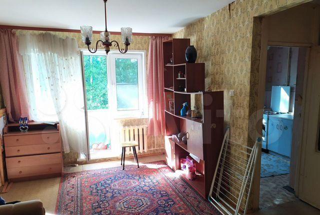 Продажа двухкомнатной квартиры Орехово-Зуево, Текстильная улица 19, цена 1900000 рублей, 2021 год объявление №557608 на megabaz.ru