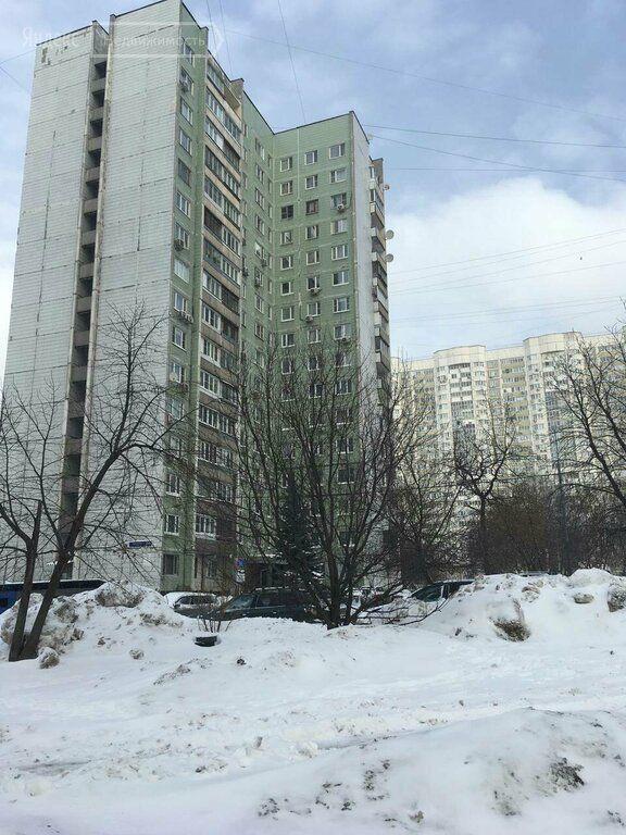Продажа однокомнатной квартиры Москва, метро Калужская, улица Новаторов 40к3, цена 10600000 рублей, 2021 год объявление №573367 на megabaz.ru