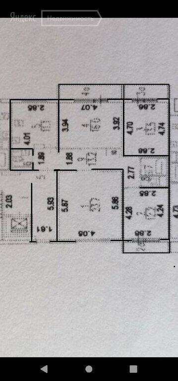 Продажа четырёхкомнатной квартиры Москва, метро Митино, улица Барышиха 10, цена 22000000 рублей, 2021 год объявление №573530 на megabaz.ru