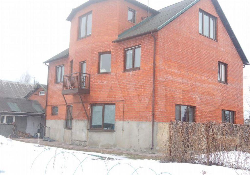 Продажа дома деревня Кулаково, Болотная улица 1/1, цена 18500000 рублей, 2021 год объявление №610331 на megabaz.ru