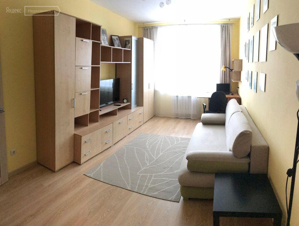 Продажа однокомнатной квартиры Лыткарино, цена 5300000 рублей, 2021 год объявление №573998 на megabaz.ru