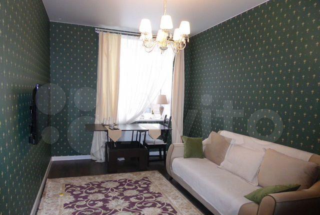 Продажа двухкомнатной квартиры Москва, улица Андерсена 12к2, цена 10500000 рублей, 2021 год объявление №578252 на megabaz.ru