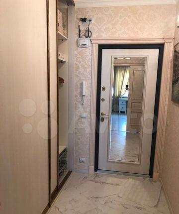 Аренда однокомнатной квартиры поселок Володарского, Зелёная улица 42, цена 25000 рублей, 2021 год объявление №1354001 на megabaz.ru