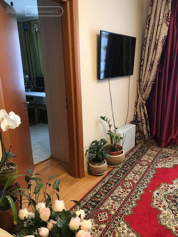 Продажа трёхкомнатной квартиры Москва, метро Профсоюзная, улица Архитектора Власова 17, цена 14200000 рублей, 2021 год объявление №574690 на megabaz.ru