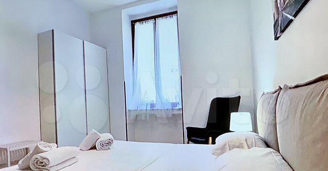 Аренда однокомнатной квартиры Москва, метро Фрунзенская, 2-я Фрунзенская улица 7, цена 62000 рублей, 2021 год объявление №1333230 на megabaz.ru
