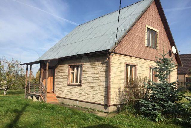 Продажа дома деревня Городище, цена 2200000 рублей, 2021 год объявление №525497 на megabaz.ru