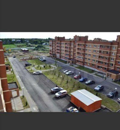 Продажа однокомнатной квартиры деревня Большие Жеребцы, цена 2400000 рублей, 2021 год объявление №574572 на megabaz.ru