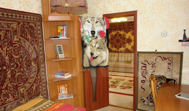 Продажа трёхкомнатной квартиры Протвино, улица Победы 3, цена 4100000 рублей, 2021 год объявление №570038 на megabaz.ru