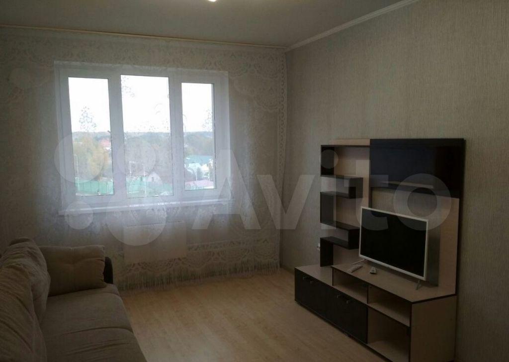 Аренда однокомнатной квартиры деревня Марусино, Заречная улица 37к6, цена 20000 рублей, 2021 год объявление №1381479 на megabaz.ru