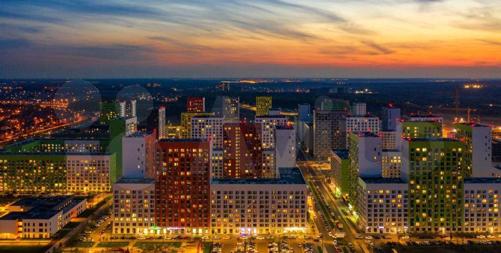 Продажа двухкомнатной квартиры Москва, метро Бунинская аллея, цена 9095500 рублей, 2021 год объявление №613638 на megabaz.ru