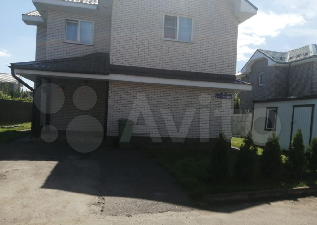 Продажа дома деревня Вялки, Светлая улица 25, цена 9990000 рублей, 2021 год объявление №627317 на megabaz.ru