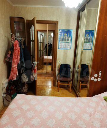 Продажа двухкомнатной квартиры Фрязино, проспект Мира 6, цена 4000000 рублей, 2021 год объявление №574701 на megabaz.ru