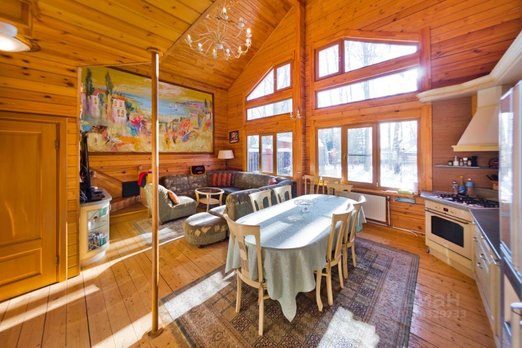 Аренда дома деревня Сорокино, метро Медведково, цена 200000 рублей, 2021 год объявление №1322539 на megabaz.ru