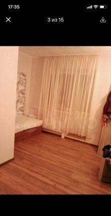 Продажа комнаты деревня Целеево, улица Пятиречье 4Б, цена 1600000 рублей, 2021 год объявление №596894 на megabaz.ru