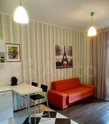 Аренда однокомнатной квартиры деревня Рузино, цена 24500 рублей, 2021 год объявление №1110540 на megabaz.ru