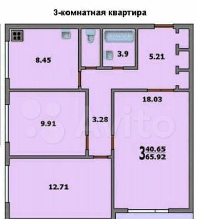 Продажа трёхкомнатной квартиры Москва, метро Площадь Ильича, Библиотечная улица 27, цена 19800000 рублей, 2021 год объявление №578329 на megabaz.ru