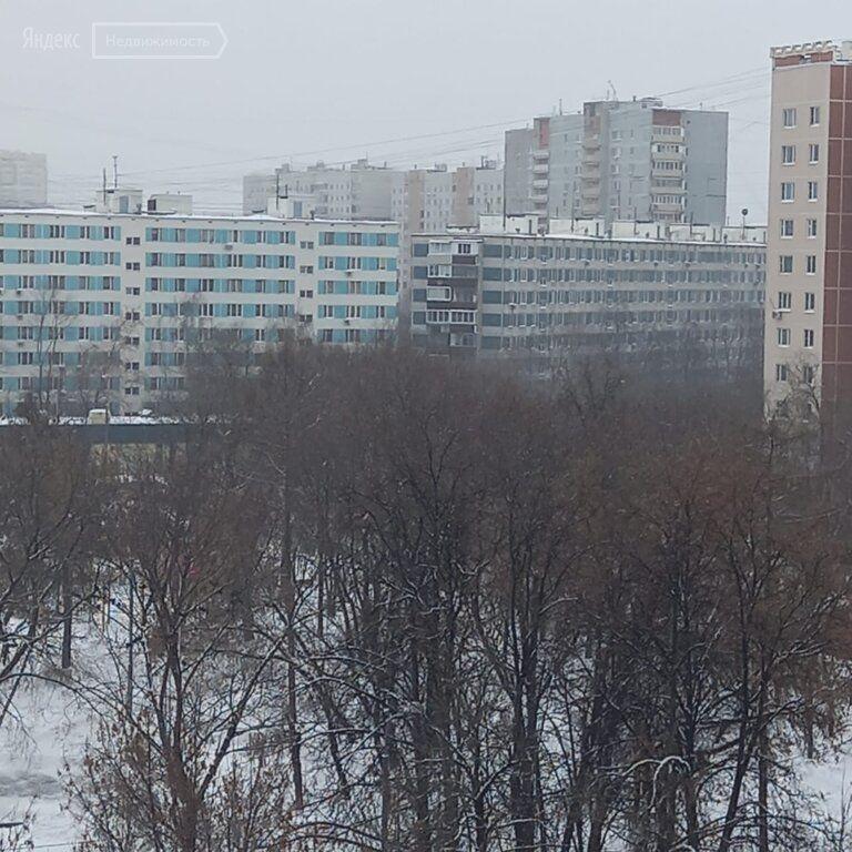 Продажа однокомнатной квартиры Москва, метро Люблино, улица Судакова 11, цена 7770000 рублей, 2021 год объявление №575171 на megabaz.ru
