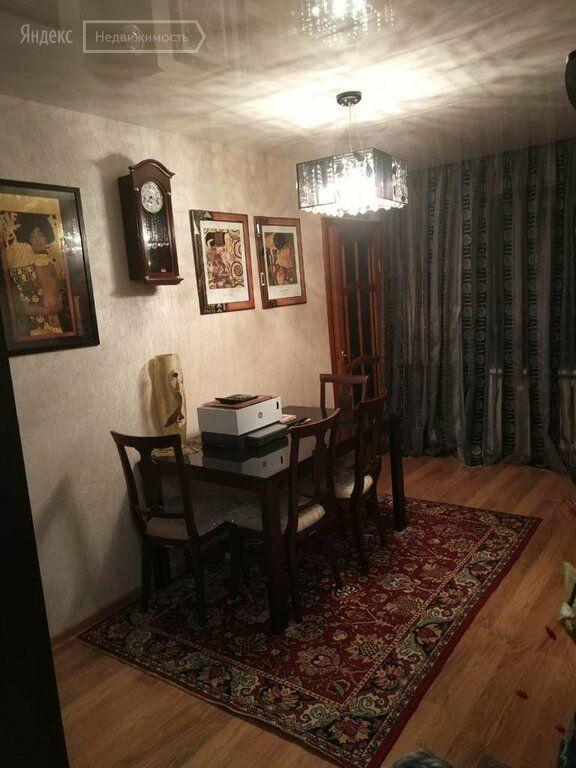 Продажа трёхкомнатной квартиры Ногинск, Школьная улица 11, цена 3550000 рублей, 2021 год объявление №582451 на megabaz.ru