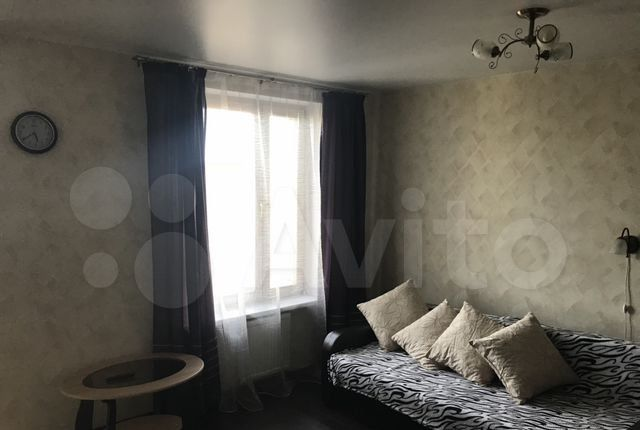 Аренда однокомнатной квартиры деревня Подолино, Лесная улица 2, цена 22000 рублей, 2021 год объявление №1334555 на megabaz.ru