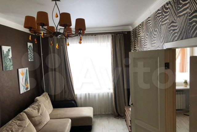 Продажа однокомнатной квартиры Красноармейск, улица Лермонтова 21, цена 2000000 рублей, 2021 год объявление №575704 на megabaz.ru