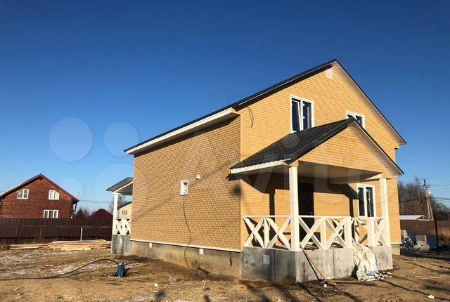 Продажа дома село Речицы, Садовая улица, цена 5900000 рублей, 2021 год объявление №571407 на megabaz.ru