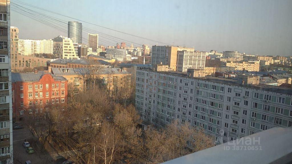 Продажа однокомнатной квартиры Москва, метро Достоевская, Октябрьский переулок 12, цена 7650000 рублей, 2021 год объявление №596492 на megabaz.ru