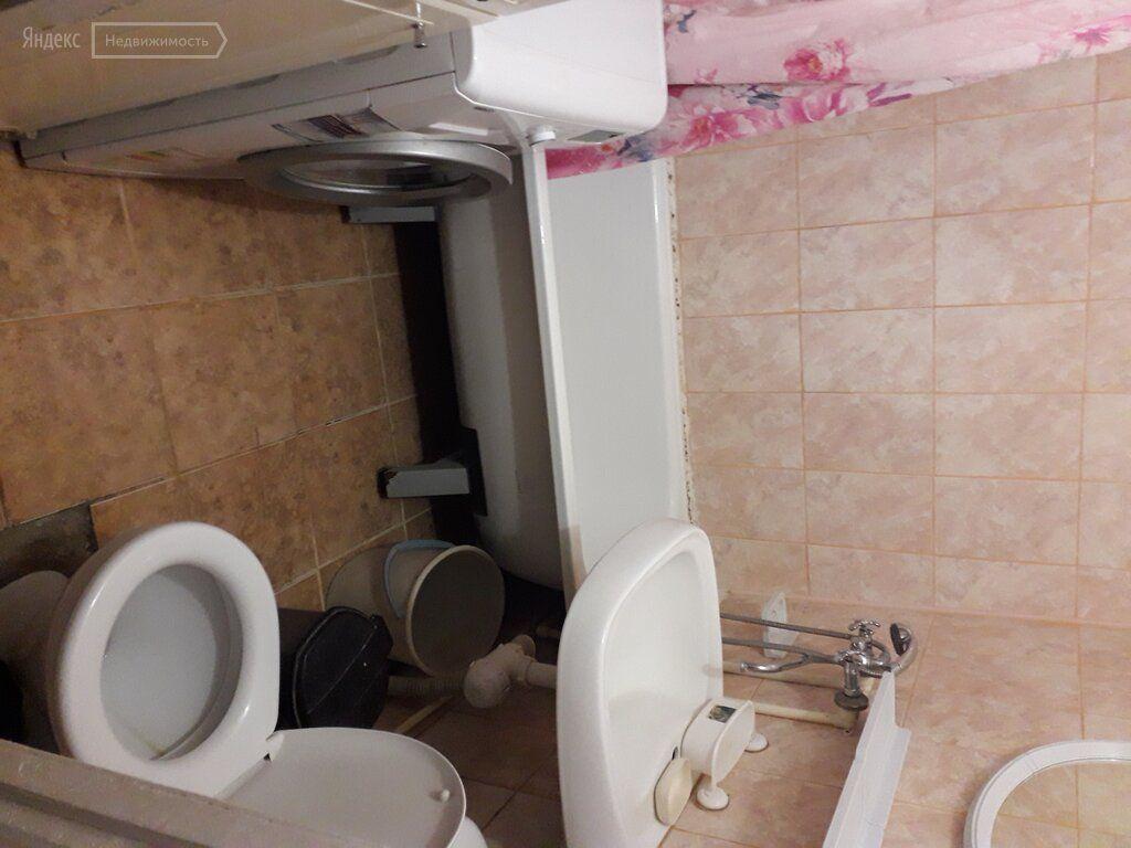 Аренда однокомнатной квартиры Кашира, Пионерская улица 12, цена 13000 рублей, 2021 год объявление №1334500 на megabaz.ru