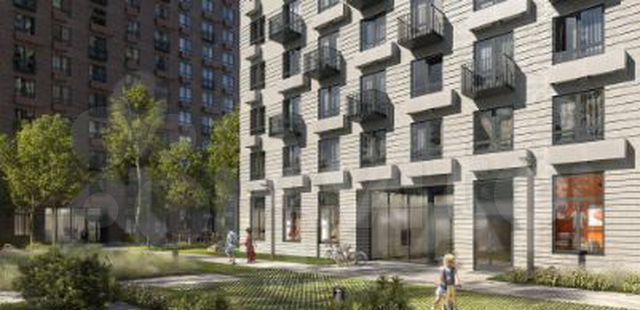 Продажа однокомнатной квартиры Москва, метро Фили, цена 11850000 рублей, 2021 год объявление №575656 на megabaz.ru
