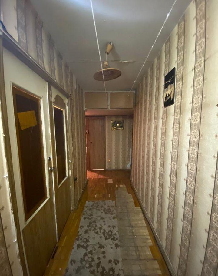 Продажа трёхкомнатной квартиры Москва, метро Перово, Полимерная улица 7, цена 10500000 рублей, 2020 год объявление №396987 на megabaz.ru
