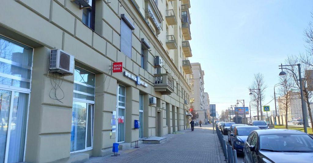 Продажа студии Москва, метро Кутузовская, Кутузовский проспект 43, цена 5590000 рублей, 2020 год объявление №399787 на megabaz.ru