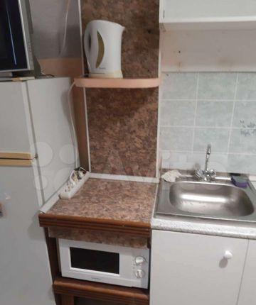 Аренда однокомнатной квартиры деревня Большие Жеребцы, цена 15000 рублей, 2021 год объявление №1197417 на megabaz.ru