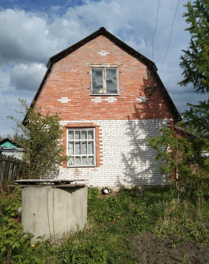 Продажа дома СНТ Полянка, цена 650000 рублей, 2021 год объявление №448956 на megabaz.ru