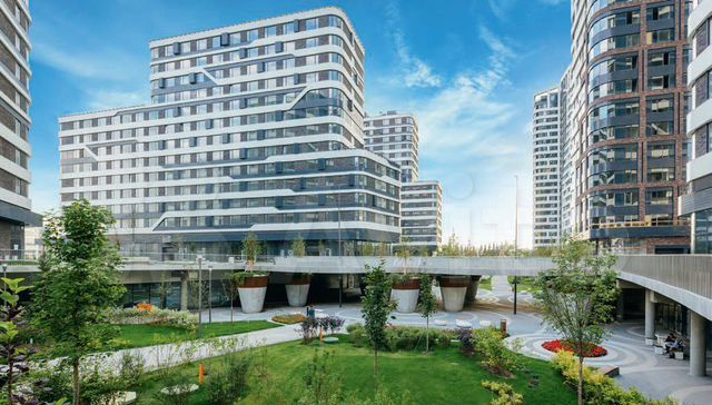 Продажа однокомнатной квартиры Москва, метро Авиамоторная, цена 12990000 рублей, 2021 год объявление №578334 на megabaz.ru