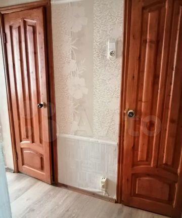 Аренда трёхкомнатной квартиры Волоколамск, улица Пушкарская Слобода 43, цена 17000 рублей, 2021 год объявление №1335203 на megabaz.ru
