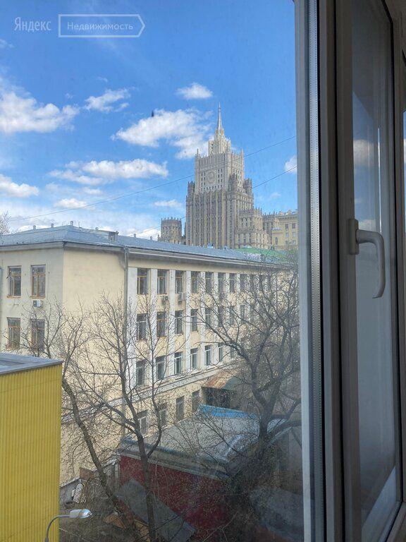 Аренда трёхкомнатной квартиры Москва, метро Смоленская, Ружейный переулок 4с1, цена 100000 рублей, 2021 год объявление №1355193 на megabaz.ru
