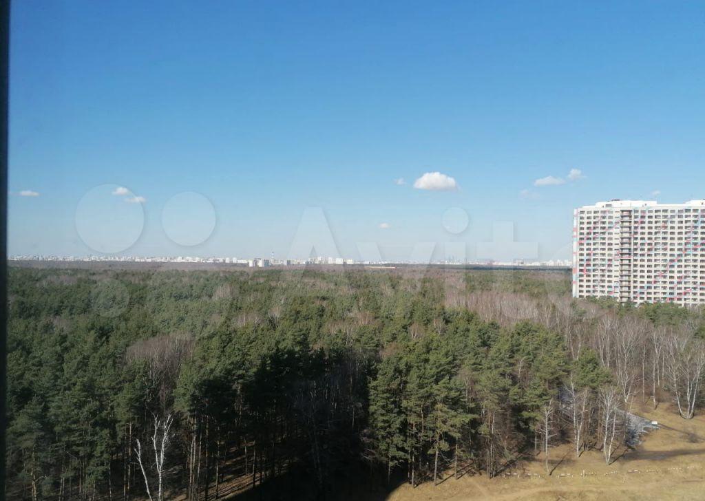 Продажа однокомнатной квартиры Котельники, Сосновая улица 1к2, цена 7900000 рублей, 2021 год объявление №604287 на megabaz.ru
